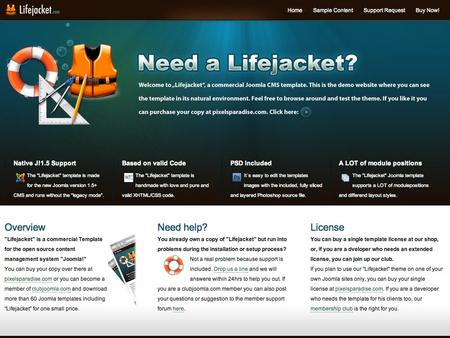 MP Lifejacket 1.5