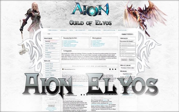 Aion Elyos Template