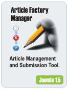 Article Factory Manager 1.7.8