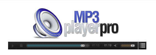 BJ Mp3 Player Pro - mp3 плеер для Joomla