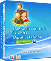 JomSocial Mutual Friends v2.1