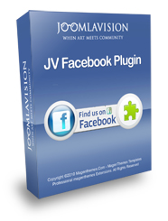 JV Facebook plugin
