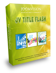 JV Title Flash Module