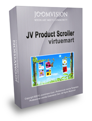 JV VirtueMart Products Scroller