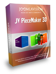JV PieceMaker 3D Slideshow