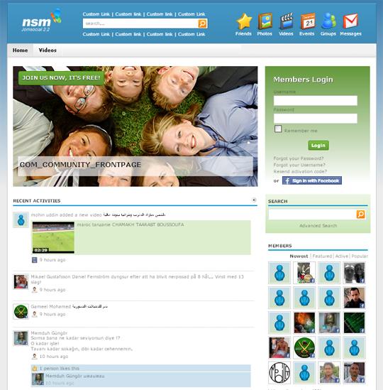 Как добавить кнопки социальных сетей на сайт без плагина