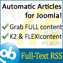 Joomla Full-Text RSS v1.5.8.1