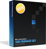 Tabs Manager GK3 3.1.2