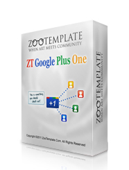 ZT Google Plus One Button - модуль google для joomla